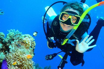 Cairns Scuba Diving TRips