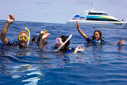 2 Day PADI Open Water Referral Course