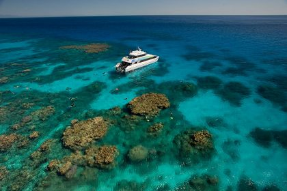 T6 at Great Barrier Reef
