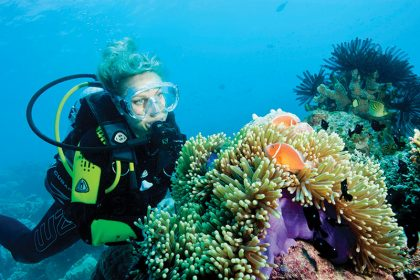 Tusa Diving Great Barrier Reef