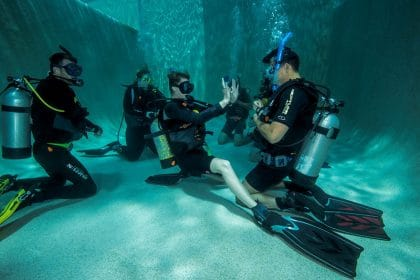 Learn to dive in Cairns