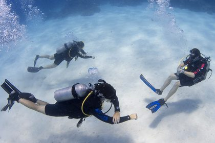 PADI Open Water Courses
